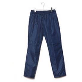 レディース 中綿パンツ 中綿ウィンドロングパンツ QMWMJG26AP (ネイビー)