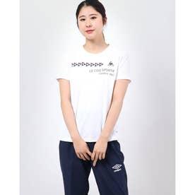 レディース 半袖機能Tシャツ クーリストハンソデシャツ QMWPJA14