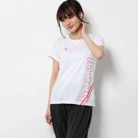 レディース 半袖Tシャツ ハンソデシャツ QMWPJA09