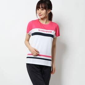 レディース 半袖機能Tシャツ ハンソデシャツ QMWPJA07