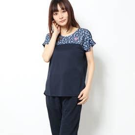 レディース 半袖機能Tシャツ ハンソデシャツ QMWPJA06