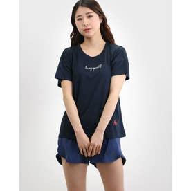 レディース 半袖機能Tシャツ ハンソデシャツ QMWPJA01AP