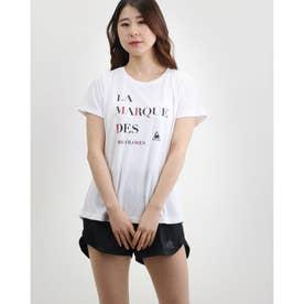 レディース 半袖機能Tシャツ ハンソデシャツ QMWPJA00AP