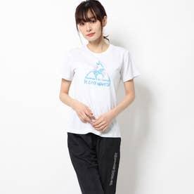 レディース 半袖機能Tシャツ ハンソデシャツ QMWPJA01