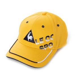 メンズ ゴルフ キャップ ボウシ QGBPJC00 (イエロー)