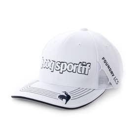 メンズ ゴルフ キャップ ボウシ QGBSJC00 (ホワイト)