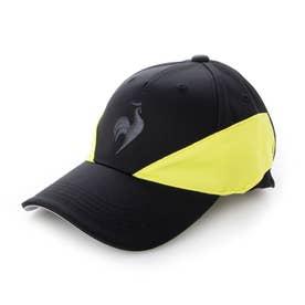 メンズ ゴルフ キャップ ボウシ QGBSJC01 (ブラック)
