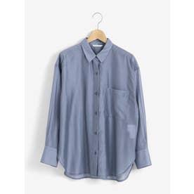 シアシェリシフォンシアーシャツ(ブルー)