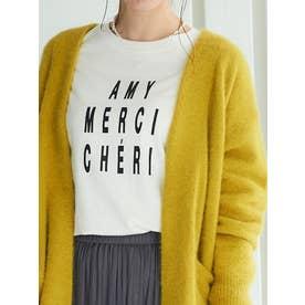 WORDロゴ ロングTシャツ(ホワイト)