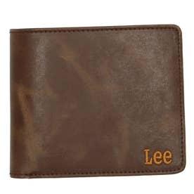 0520369 二つ折り財布 (チョコ)