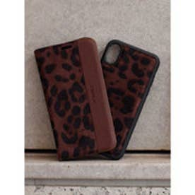 2WAYアニマルiPhone case (ブラウン)
