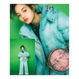 LSBstitchedsymbolicbag/ロゴ刺繍バッグ PINK/CK