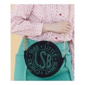 LSBstitchedsymbolicbag/ロゴ刺繍バッグ BLACK/CK