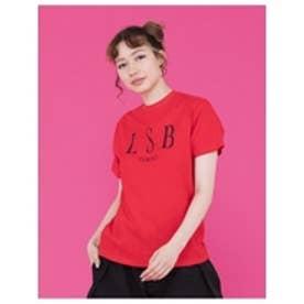 LSBTOKYOtee/シンプルロゴTシャツ RED
