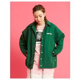 romeo and juliet x photo nylon jacket (GREEN)
