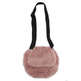 fur bag (PINK)