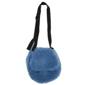 fur bag (BLUE)