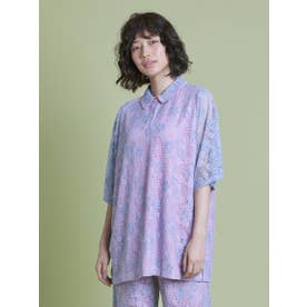 lacy shirt (PINK)