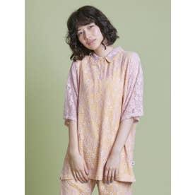 lacy shirt (YELLOW)
