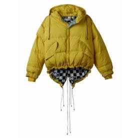 Short down jacket (YELLOW)