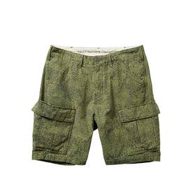 ARMY SHORTS (OLIVE)