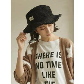 ≪MINNETONKA/ミネトンカ≫Mountain Like Hat (ブラック)