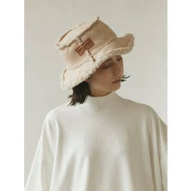 ≪MINNETONKA/ミネトンカ≫Mountain Like Hat (ベージュ)