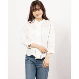 フレンチリネンシャツ (ホワイト)