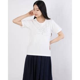 心地よい風Tシャツ (オフホワイト)