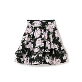 Maria Rose フリルスカート/ mille fille closet (クロ)
