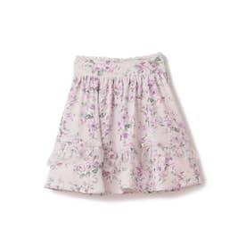 Maria Rose フリルスカート/ mille fille closet (ピンク系)