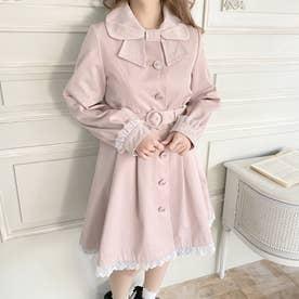 リュバンカラードールコート (ピンク)