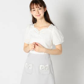 RomanticDollyカットソー (シロ)