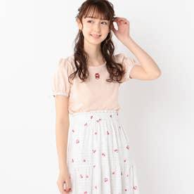 SweetCherryパフTシャツ (ピンク)