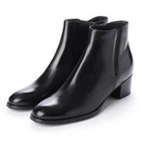 ルカ グロッシ ショートブーツ (ブラック)