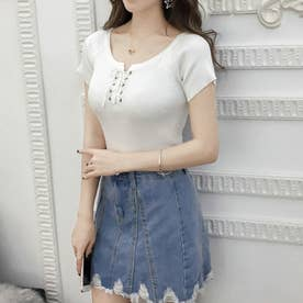 デザインTシャツ (ホワイト)