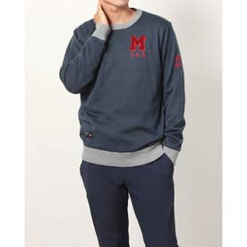 メンズ ゴルフ 長袖セーター セーター/カーデイガン MGMSJL01CH (ネイビー)