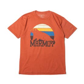DAWNING MARMOT H/S T (RED)