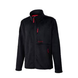 MOON FLEECE JACKET (BLACK)