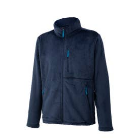MOON FLEECE JACKET (NAVY)