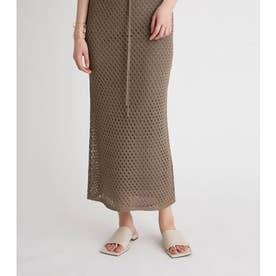 かぎ針編みライクニットスカート (MOC)