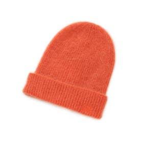 リブニット帽 (ORG)