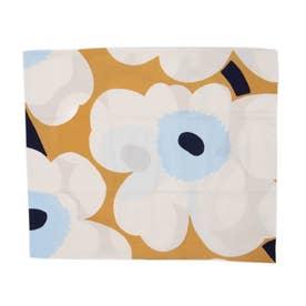 ピローケース 50cm×60cm 枕カバー (ウニッコベージュ×ホワイト)