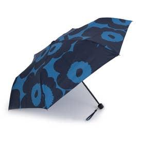 折りたたみ傘 (ウニッコブルー×ダークブルー)