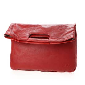2way clutch bag (RED)