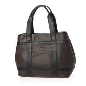 Tote Bag S (DBR/BLK)