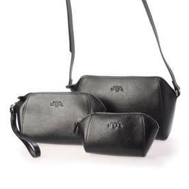 3set pouch (BLK)
