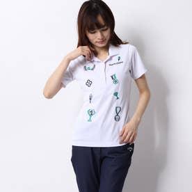 レディース ゴルフ 半袖シャツ 半袖シャツ 710606