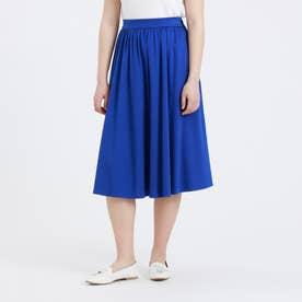 ハイゲージジャージースカート (ブルー)