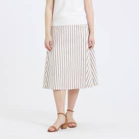 ◆◆ストライプスカート (ベージュ)